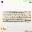Clavier AZERTY français PK1301K0290 MP-07A26F0-698 Acer Aspire 5720Z