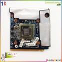 Carte Vidéo MXM LS-3582P G86-630-A2 Nvidia Geforce 8400 256MB Hors service