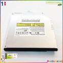 Graveur DVD TS-L632 Fujitsu-Siemens Amilo Xa 2528