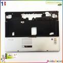 Plasturgie palmrest + touchpad + câbles 24-465-01 80-41214-01 Fujitsu-Siemens Amilo Xa 2528