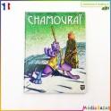 Chamouraï 2. La flûte des Ancêtres Une BD de Tarek et Le Grümph édition Pointe Noire