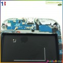Réparation connecteur charge alimentation jack Micro USB Samsung Galaxy S4 I9505