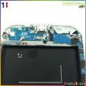 Réparation connecteur charge Micro USB alimentation jack Samsung Galaxy S4 I9505