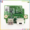 Carte USB ethernet  0F15HR 3LR09LB0020 Dell Inspiron 7720