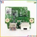 Carte USB ethernet  0F15HR 3LR09LB0020 Dell Inspiron 7720