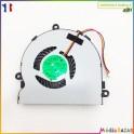 Ventilateur CPU AB07005HX08K300 074X7K Dell Inspiron 3521