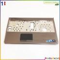 Plasturgie palmrest + touchpad + nappe 0X01GP 60.4HH04.013 Dell Inspiron N5010