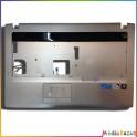 Plasturgie palmrest + touchpad + haut parleur + câbles BA81-08564A Samsung R730
