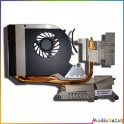 Ventilateur CPU DFS601605HB0T / 60.4FX16.001 Acer Aspire 7736