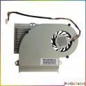 Ventilateur CPU 13N0-ESA0801 UDQF2ZR10DAS Asus X66IC