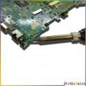 Réparation connecteur alimentation pc portable toutes marques