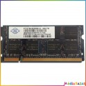 Barrette mémoire 1GB (1024 MB) DDR2 2Rx8 PC2-5300S-555-12 Nanya