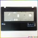 Plasturgie palmrest + touchpad + nappe 13GNDO1AP072-1 Asus X75VD