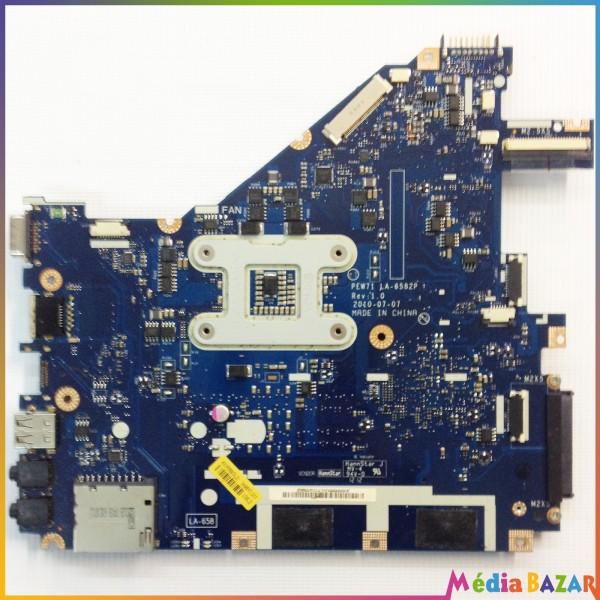 Carte Mere Acer Aspire 5733 Carte Mère Pew71 La-6582p Acer