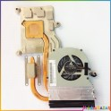 Ventilateur CPU AVC3CBL5TA0I KSB0505HA-7K29 Toshiba Satellite P300