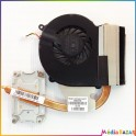 Ventilateur CPU DFS551005M30T + Ventirad 646183-001 Compaq Presario CQ57
