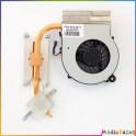 Ventilateur CPU 609229-001 + Ventirad 3MAX3TATP50 Compaq Presario CQ56