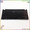 Clavier AZERTY français 13GOA3D2AP040 MP-10B66F0-920 Asus Eee PC 1015BX