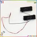 Haut parleur droit et gauche PK23000BK00 Toshiba Satellite C660