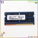 Barrette mémoire sodimm 4GB  DDR3 2Rx8 PC3-12800S Kingston