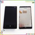 Bloc complet écran vitre tactile + LCD + chassis  pour Nokia Lumia 920