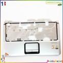 Plasturgie palmrest + touchpad 430467-001 HP Pavilion DV2000