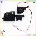 Haut parleur droit et gauche PK23000BB00 Packard Bell EasyNote LJ61