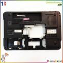 Plasturgie base socle AP07C000800 Packard Bell EasyNote LJ61