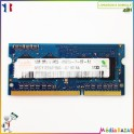 Barrette mémoire sodimm 1GB  DDR3 2Rx16 PC3-8500S Hynix