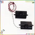 Haut parleur droit et gauche GALAX CD607002-7 Packard Bell ALP-Ajax GN