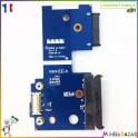 Connecteur SATA disque dur  graveur NCWH0 LS-5481P Emachines G630