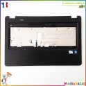 Plasturgie palmrest + touchpad + nappe 616492-001 1A22C440600G HP G72 occasion