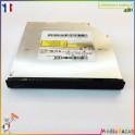 Graveur DVD TS-L633 Emachines G430