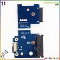 Connecteur SATA disque dur  graveur NCWH0 LS-5481P Emachines G430
