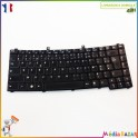 Clavier AZERTY MP-05016F0-6981 français Acer TravelMate 2490