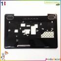 Plasturgie palmrest + touchpad + nappe AP074000M00 Toshiba Satellite L555