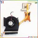 Ventilateur + ventirade CPU  KSB0705HA-9J58 BA62-00498A Samsung RV510
