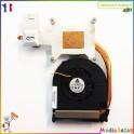 Ventilateur + ventirade CPU 489126-001 KSB05105HA-8G99 60.4H516.011 Compaq Presario CQ70
