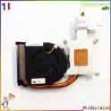 Ventilateur + ventirade CPU 489126-001 MCF-W11BM05 60.4H516.001 Compaq Presario CQ70