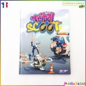 Tribal scoot 2. Tribal pour suite Une BD de Hemji chez Joker Editions - 2009