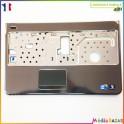 Plasturgie palmrest + touchpad + nappe CN-0X01GP 60.4HH04.005 Dell Inspiron 15R N5010