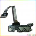 Port USB + nappe + câble ICL50 LS-3551P Acer Aspire 7220 7520 7720