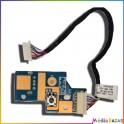 Carte connecteur USB + nappe JV71-MV / 48.4FX02.011 Acer Aspire 7736