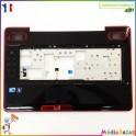 Plasturgie palmrest + touchpad + nappe 3BTZ1TA0IT0 Toshiba Qosmio X500