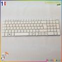 Clavier AZERTY français NSK-ALD0F PK130C84113 NSK-ALD0F Packard Bell Easynote TM94