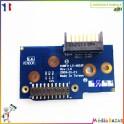 Carte connecteur batterie KAWF0 LS-4853P Emachines G630