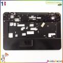 Plasturgie palmrest + touchpad + nappe AP06X000100 Emachines G430