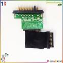 Carte connecteur batterie 08G2041PB10C 94V-0.E153302 Asus Eee PC 1008P